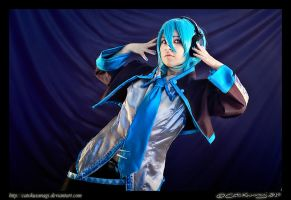 """Perfect song"" Mikuo Hatsune by SanctusIX"
