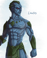 Laufey by Celestialess