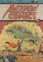 Action Comics #1 by MikeAlcantara