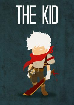 Bastion The Kid by Procastinating