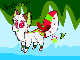 Holiday kitten auction closed by FKandFriends