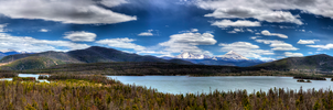 Dillon Lake, Coloardo by Torqie