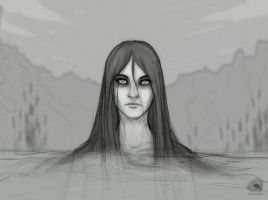 Drowned by NatalieDeCorsair