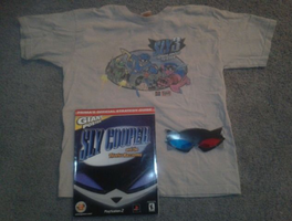 Sly cooper Merchandise for sale by WhiteWolfCrisis13