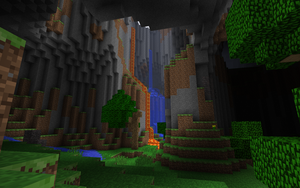 The Beauty of Minecraft by O-The-Lawyer
