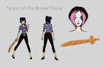 Concept Art - Order of the Bread Fiora by SarahDealerEvans