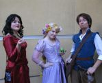 Tangled- Momocon 2011 by Risike