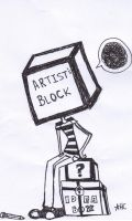 Artitst Blcok by i-AM-always-AWESOME