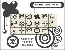 Abstract Vector brushes by crimecontrol