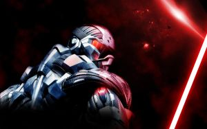 Sith Crysis Wallpaper Retouch by nerfAvari