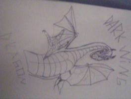 Darkwing Dragon by DjFoxiE