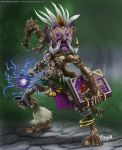 Witchdoctor-Ryze (League of Legends) by PatrickBryant