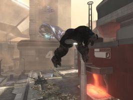 just hanging out by torque31