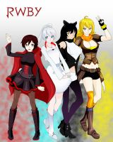 Rwby by Unknown117