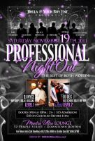 Professional Night Out Flyer by AnotherBcreation