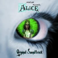 American McGee's CD Cover 1 by BlackJackNL