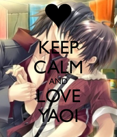 Yaoi love by Lashes-and-Glitter