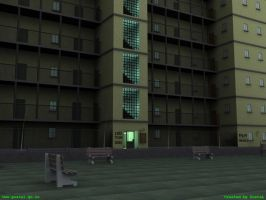 Matrix scene by PostaL2600