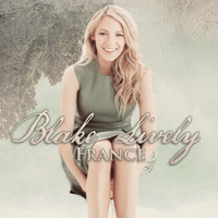 Blake Lively France by N0xentra