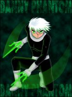 Danny Phantom by Shirubie