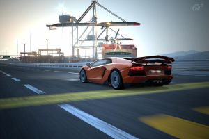 Aventador old by GamaGT