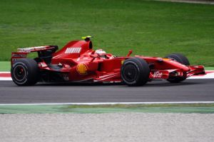 Test F. 1 2007 Raikkonen 2 by luis75
