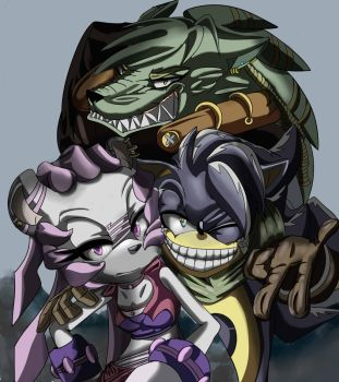 Toothy Grins by Cakeklis