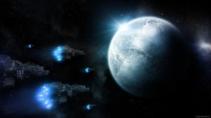 Wallpaper - Empire attack by romus91
