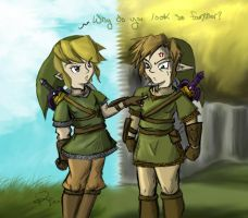 Skyward Sword by October-Shadows