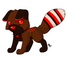 .:PC:. Aka Chibi (1/5) by CollectionOfWhiskers
