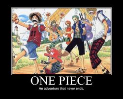 One Piece by Atikal