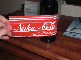 nuka cola 2 by BlackOre-Freedom