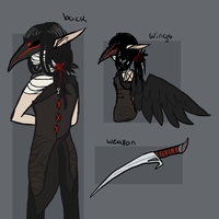 Another Concept by TheseWeirdFishes
