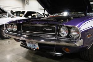 Plum Crazy - 1970 Dodge Challenger by ArmourOne