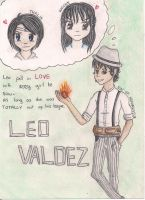 Leo Valdez by TheMuzbo