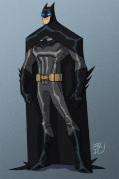 Batman by EricGuzman