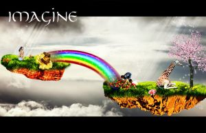 Imagine by polizinha