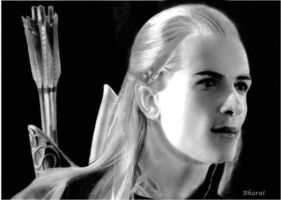 Legolas by sweetusforever