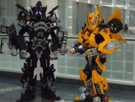 Transformers AX2011 by CoonDog69