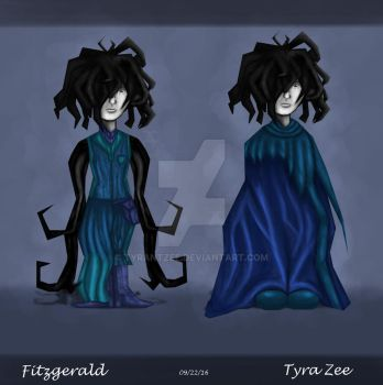 Fitzgerald concept by TyrantZee