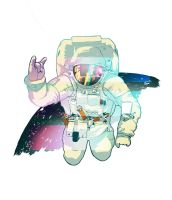 Spaceman by SeonGu