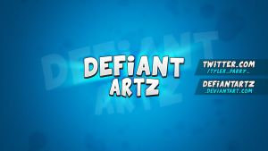 YT 'One' Banner - Competition by DefiantArtz