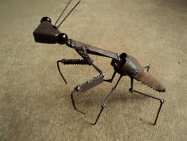 Metal Mantis make 1 by Artifexion