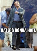 Haters gonna hate by Citations