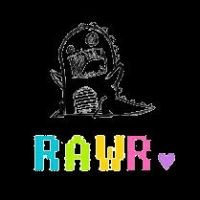 rawR. by KittyxKidnap