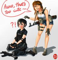Cowlicks? by NDTwoFives