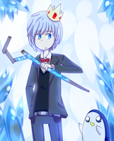 Jack Frost as Simon Petrikov by Dakusuwan