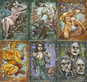 Greek mythology collection1