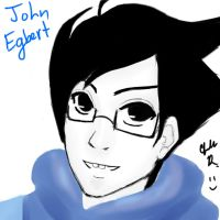 John Egbert by CyanideChocolates