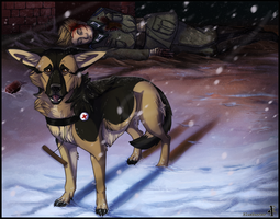 1942 - Light Behind Your Eyes by BlueHunter